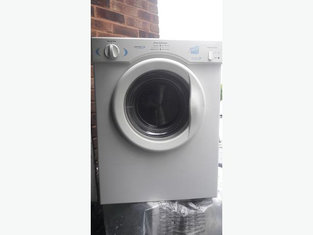 3 kg tumble dryer