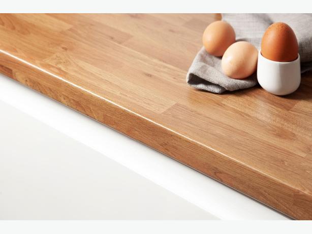 3000 x 600 x 40mm Colmar Oak Worktops - BRAND NEW