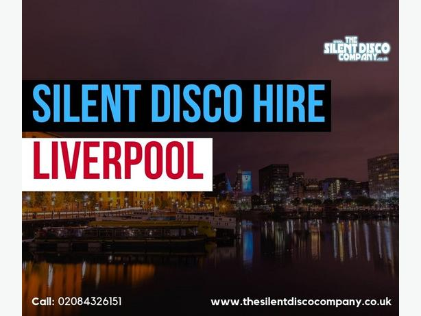 Affordable Silent Disco Hire in Liverpool