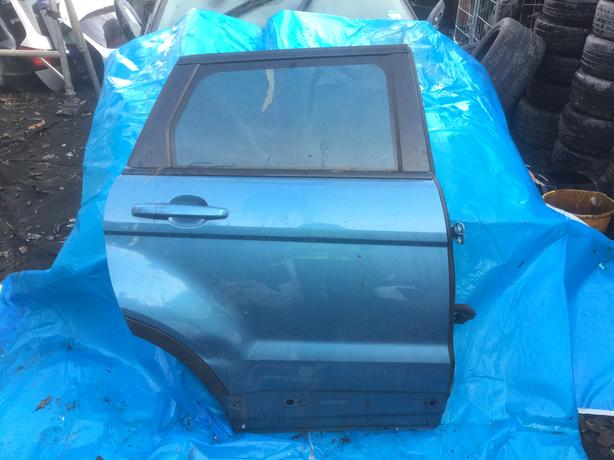 2011-18 RANGE ROVER EVOQUE OSR DRIVER REAR DOOR BLUE