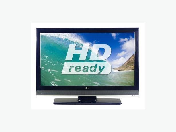 "LG LCD 42"" TV HD READY"