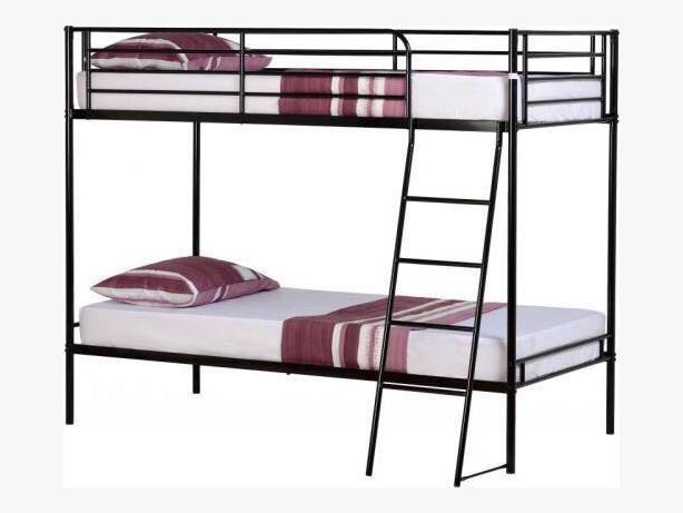 BRANDNEW METAL BUNK BED