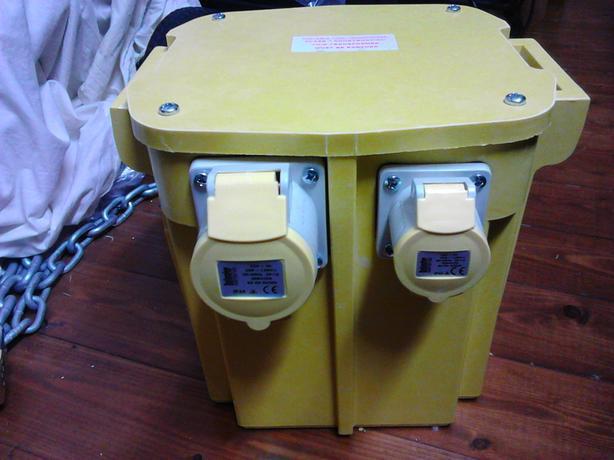 110v 5 kw transformer