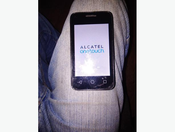 alcatel pixi 3 android phone ee/3 network