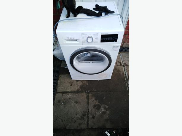 bosch series 6 self cleaning condenser dryer spares repair txt only