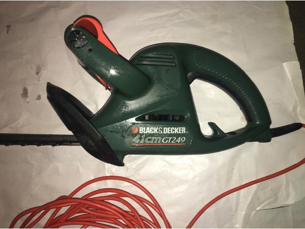 black and decker edge trimmer