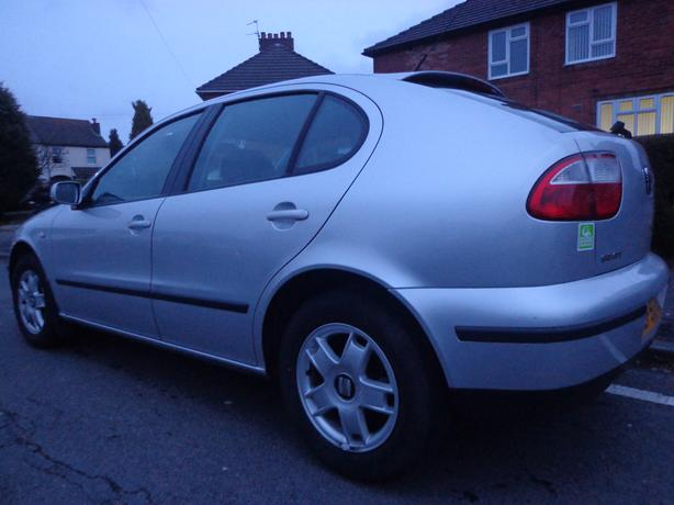 top spec seat leon 1.4 5 door+mot oct+taxed+looks+drives well+DELIVERY