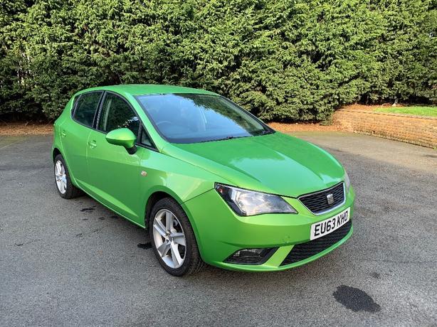 seat Ibiza 63 plate 45k miles (1 year MOT)