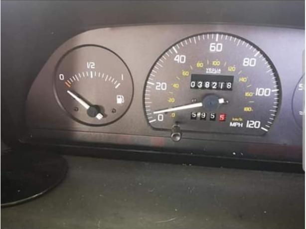 1998 Fiat Ducato Motorhome