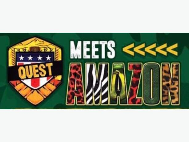 quest meets Amazon  rave tickets
