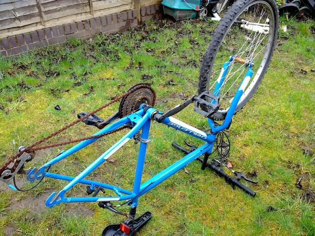 Challenge Emulator mountain bike