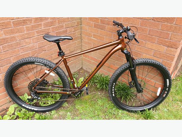 Cannondale Cujo 1 2020 Mountain Bike Large