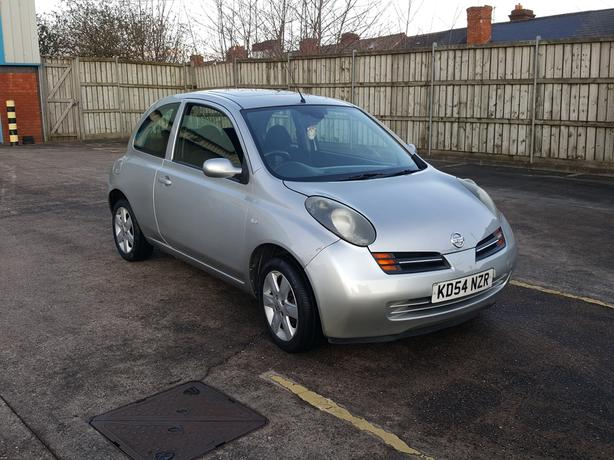 Automatic Micra 1.2 ,keyless entry & start,low mileage, drives excellent