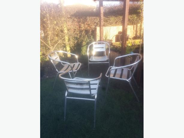 bistro garden chairs