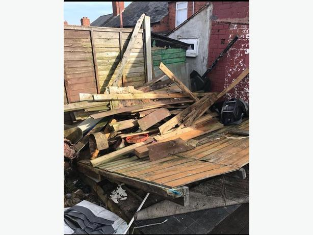 Cheaper than a Skip Rubbish Removal Service Same Day Available Call today
