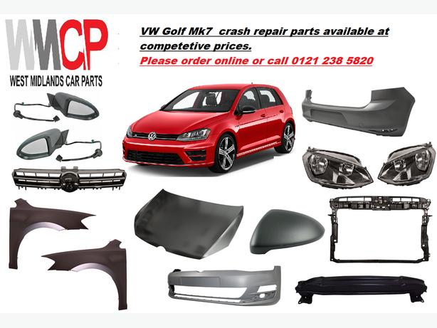 car parts vw golf mk7 body panels specialist