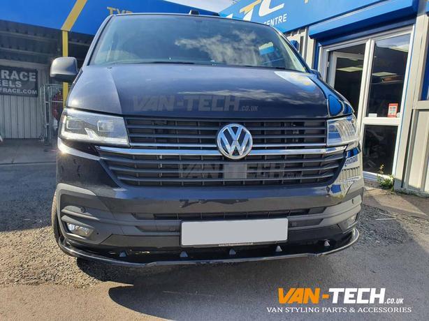 VW Transporter T6.1 Front Splitter and Tailgate Spoiler