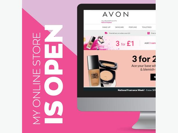 shop online or join my team