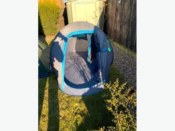 single birth pop up tent