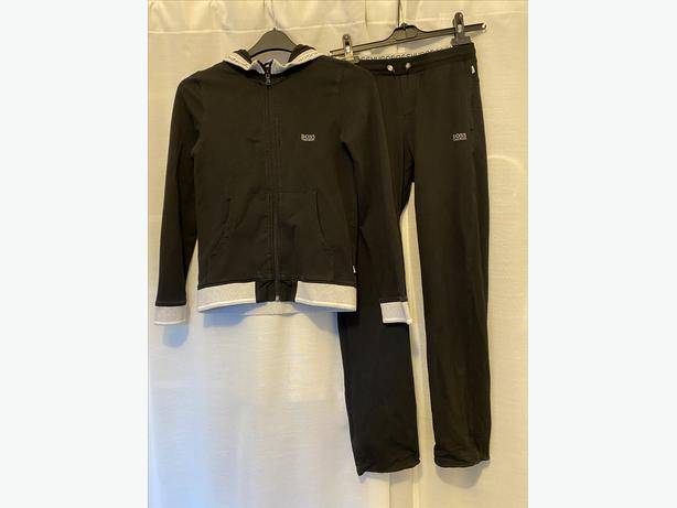 Hugo Boss Tracksuit Jumper and Trouser Set