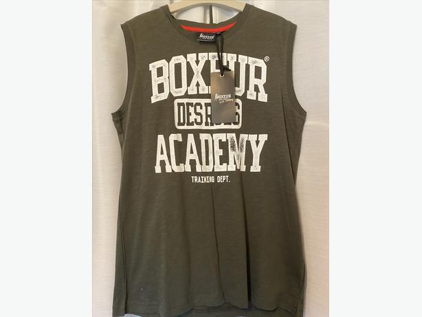 Brand New Boys Boxeur Sleeveless Top