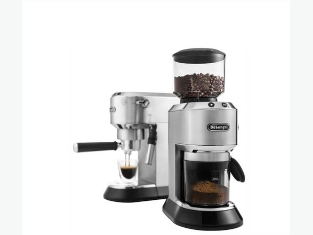 BRAND NEW De'Longhi Dedica Coffee Grinder | FREE DIRECT DELIVERY | £30 OFF RRP