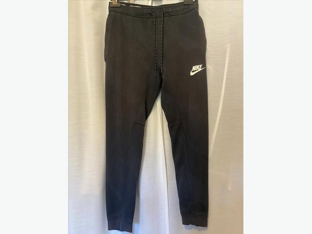 Nike tracksuit trousers black size s