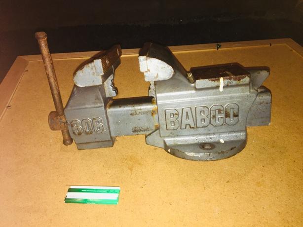 bench vice 606 BABCO