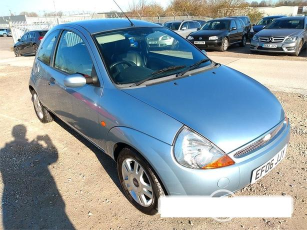 Ford Ka Luxury 1.3i – V RARE CAR !