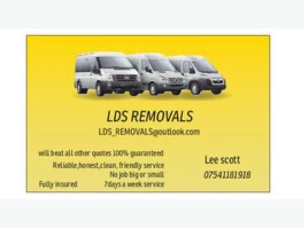 LDS REMOVALS