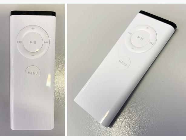 2 Original Apple Remote controls (good condition). Only £7 each
