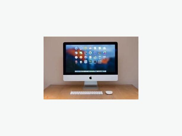 Gaming Apple iMac Fast All in One PC HD Dolby Suround Sound HD Graphic MS office