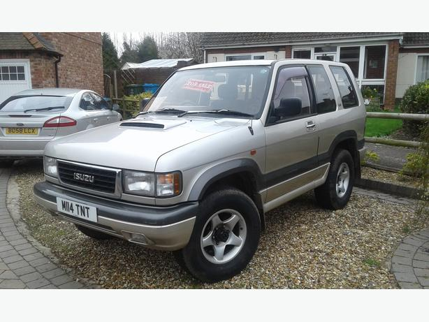 ISUZU TROOPER 3.1diesel long mot