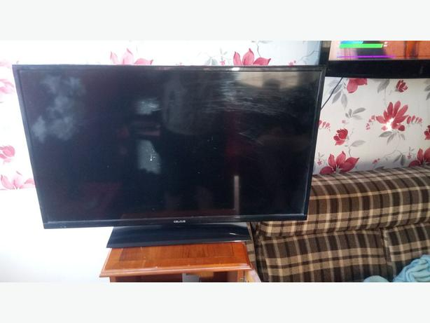 celcus 40 inch hd led tv+freeview+good working order+remote+DELIVERY