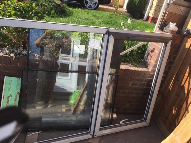 window double glazed new