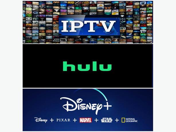IP TV, Disney, Hulu