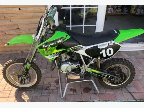 WANTED: old motox/scrambler/dirt bike