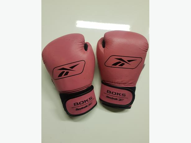 Pink Reebok Boxing Gloves Can Deliver For £5 Locally