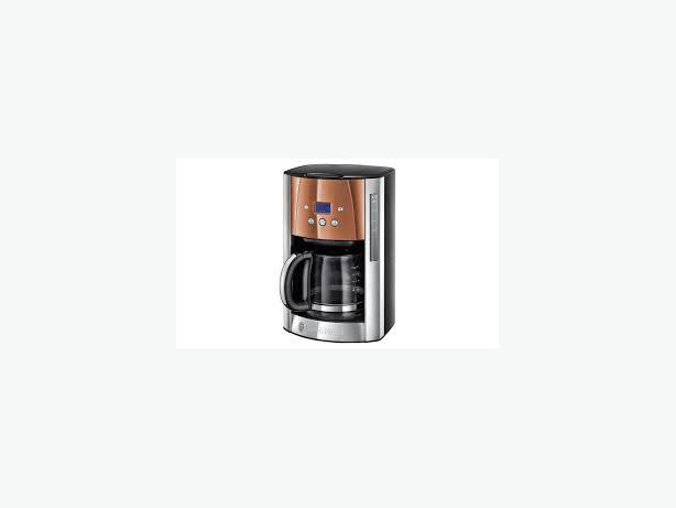 NEW Russell Hobbs Luna Coffee Maker| FREE DELIVERY