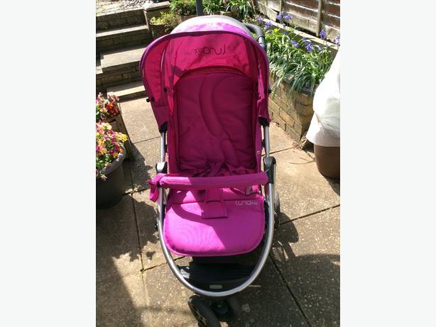 Mamas & Papas Luna Mix pushchair
