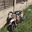 M2r 50 cc pitbike