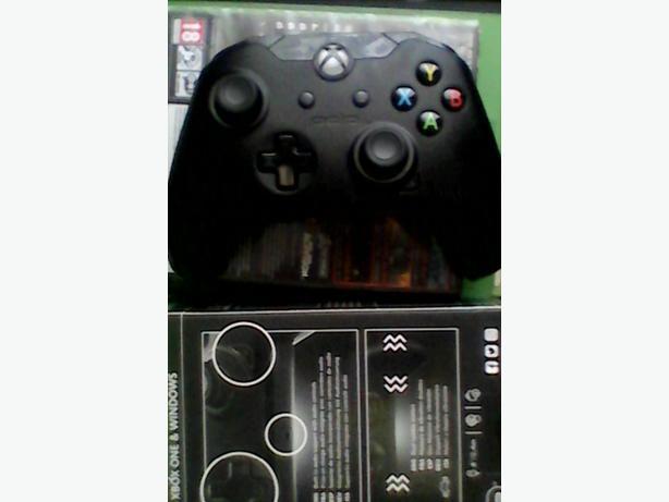 Xbox one X 4k Warranty bundle