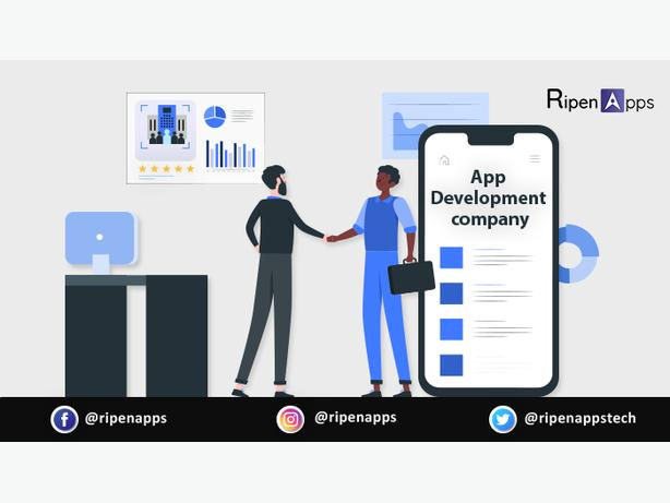Fastest-Growing Mobile App Development Company in London UK - RipenApps