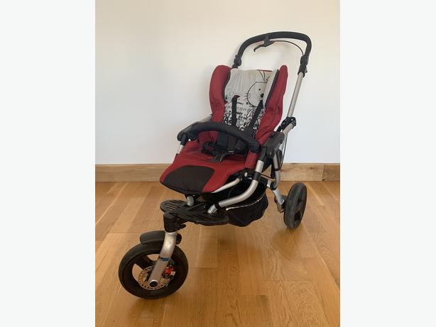 Jane slalom Pro Pushchair Travel System