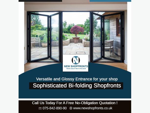 Shopfronts Repair & Installation