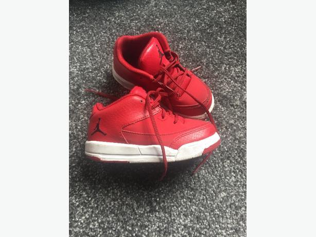 Red Jordans - Size 7.5