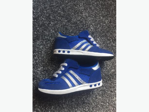 Blue Adidas Children's PTz