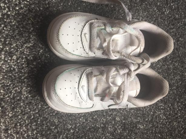 white airforces