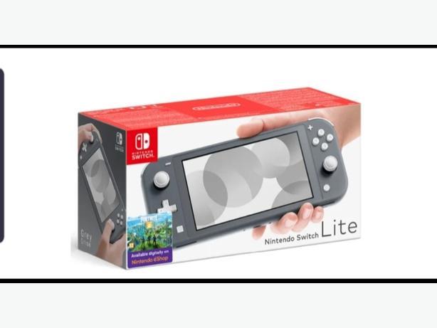Nintendo switch lite brand new