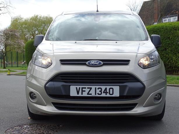 2014 Ford Transit Connect 1.6 TDCi